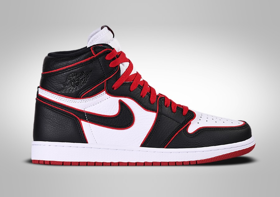 NIKE Air Jordan 1 Retro high OG BG czarno zlote