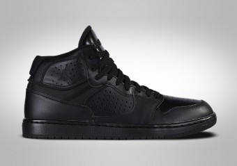 NIKE AIR JORDAN ACCESS TRIPLE BLACK