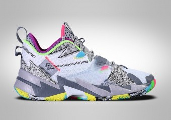 NIKE AIR JORDAN WHY NOT ZER0.3 MULTICOLOR R. WESTBROOK