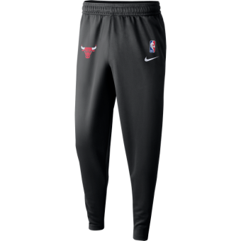 NIKE NBA CHICAGO BULLS SPOTLIGHT PANTS BLACK