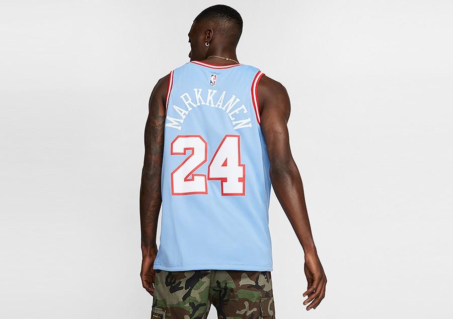 Atmungsaktiv . Chicago Bulls Swingman Herren Jersey Retro Basketball Weste