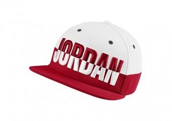 NIKE AIR JORDAN PRO POOLSIDE CAP GYM RED