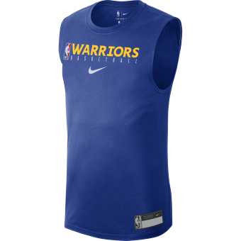 NIKE NBA GOLDEN STATE WARRIORS TEE