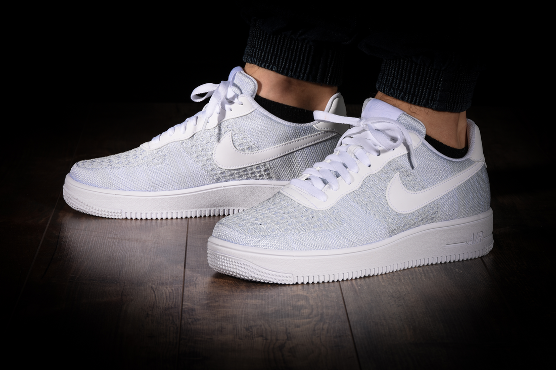 air force 1 low flyknit