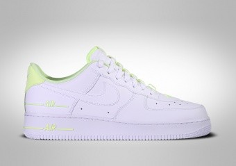 NIKE AIR FORCE 1 LOW '07 LV8 DOUBLE AIR WHITE VOLT