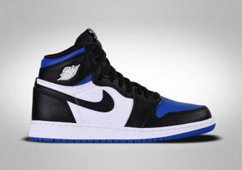 NIKE AIR JORDAN 1 RETRO HIGH OG GS ROYAL TOE