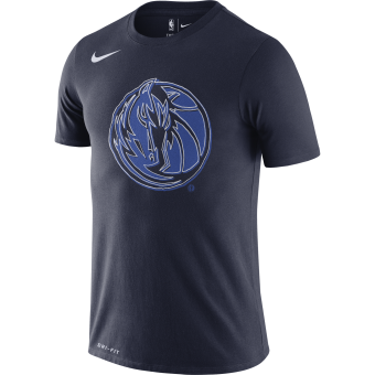 NIKE NBA DALLAS MAVERICKS LOGO DRI-FIT TEE