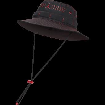 NIKE AIR JORDAN AJ11 BUCKET CAP BLACK