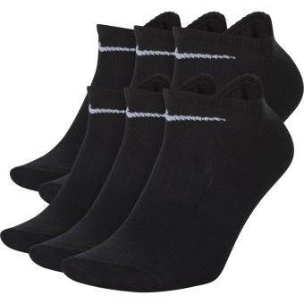 NIKE EVERYDAY LIGHTWEIGHT NO-SHOW SOCKS (6 PAIRS)