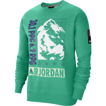 JORDAN WINTER UTILITY MOUNTAINSIDE FLEECE CREW
