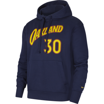 NIKE NBA GOLDEN STATE WARRIORS CITY EDITION ESSENTIAL PULLOVER HOODIE