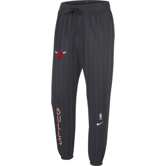 NIKE NBA CHICAGO BULLS SHOWTIME CITY EDITION THERMA FLEX PANTS