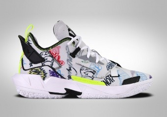 NIKE AIR JORDAN WHY NOT ZER0.4 GRAFFITI R. WESTBROOK