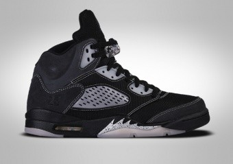 NIKE AIR JORDAN 5 RETRO ANTHRACITE