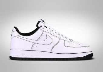 NIKE AIR FORCE 1 LOW '07 CONTRAST STITCH