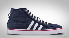 ADIDAS ORIGINALS NIZZA HI BASKETBALL RETRO