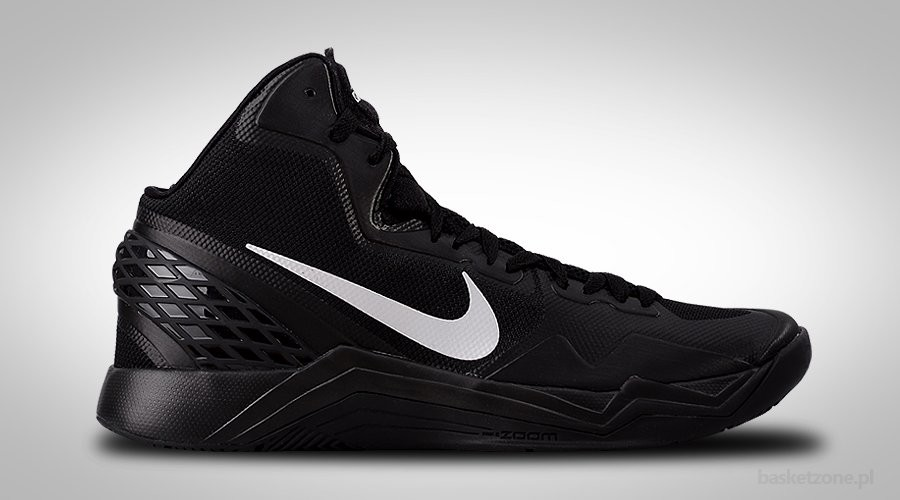 NIKE ZOOM HYPERDISRUPTOR BLACK DERON WILLIAMS