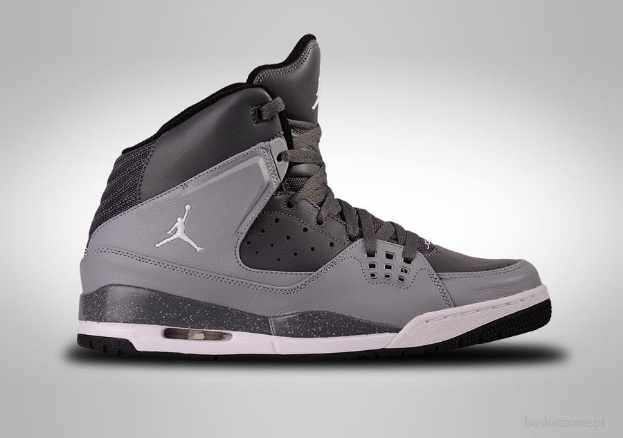 NIKE AIR JORDAN SC-1 DARK GREY WHITE STEEL