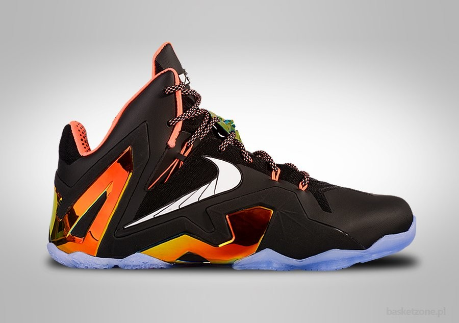 NIKE LEBRON XI ELITE GOLD PACK COLLECTION
