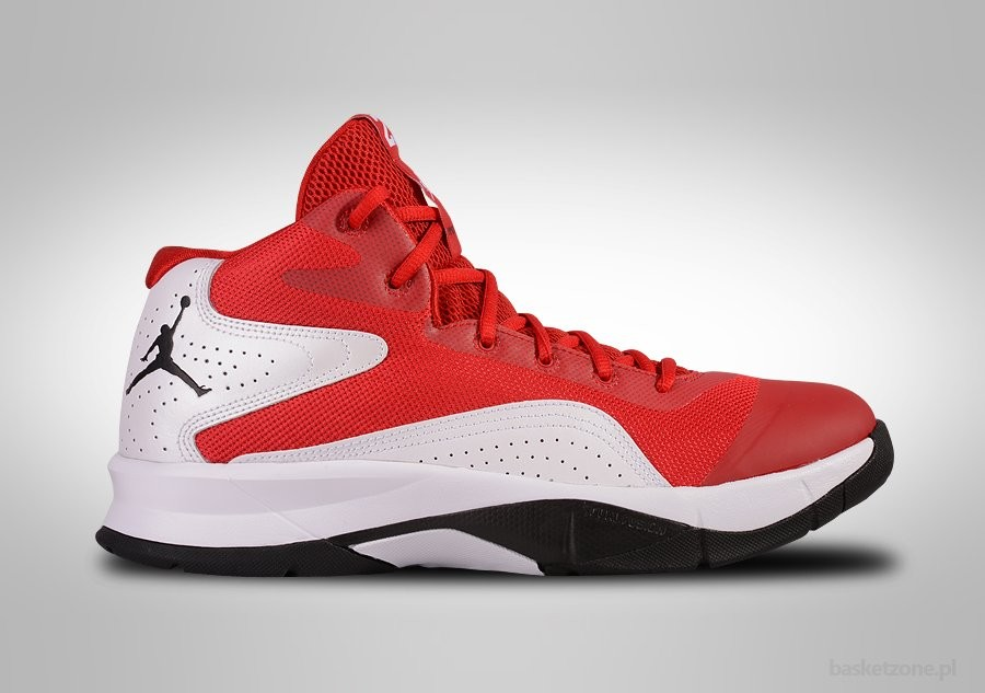 new products 28983 e2d33 NIKE AIR JORDAN COURT VISION RED