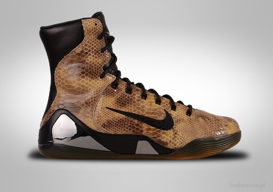 sports shoes a2353 c68a5 NIKE KOBE 9 HIGH EXT QS SNAKESKIN