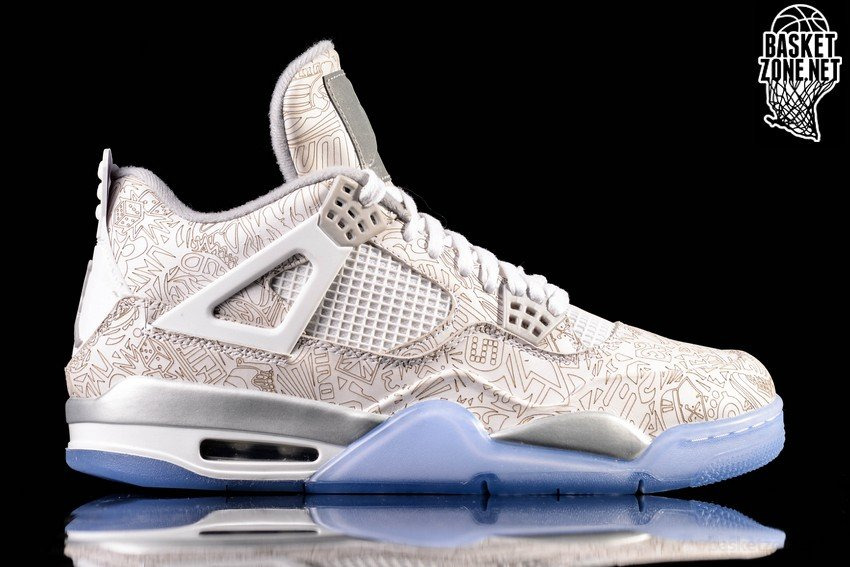 f7bce90486f0 NIKE AIR JORDAN 4 RETRO BG LASER 30TH ANNIVERSARY price 23662.50 ...