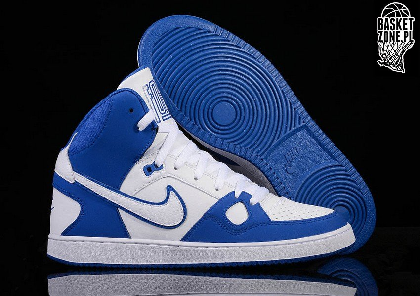 competitive price 7d7f2 221d0 NIKE SON OF FORCE MID GAME ROYAL
