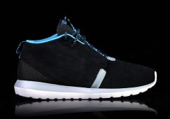 NIKE ROSHERUN NM SNEAKERBOOT BLACK NEW SLATE