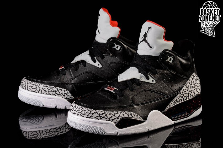 new product bf4a1 1feb9 ... norway nike air jordan son of low black cement 7cff5 5e06c
